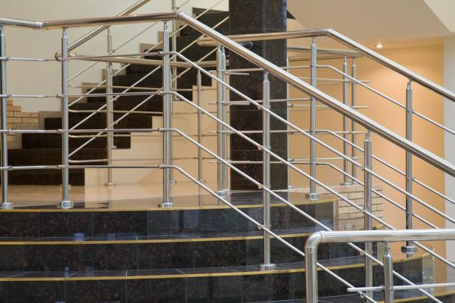 лестница центрального корпуса