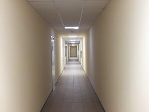 Изолированный офисный блок 335 кв.м.